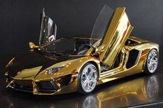 Lamborghini Gold'dan Süper Bir Görüntü