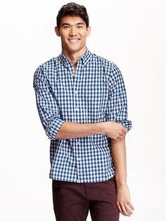 Men's Classic Regular-Fit Shirt