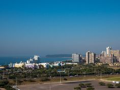 Durban, KwaZulu-Natal, South Africa | by South African Tourism Tanzania Flag, Switzerland Tourism, City By The Sea, Kwazulu Natal, Africa Travel, France Travel, Seattle Skyline, San Francisco Skyline, South Africa