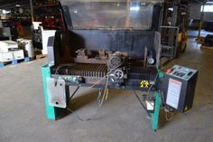 2002 Foley 670 Accu Pro Bedknife Grinder - For Sale/Wanted - TurfNet.com