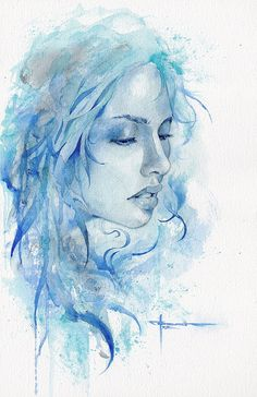 Beautiful Watercolor Paintings by Mekhz