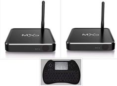 Authorized Seller OEM MXQ M12N Android Future TV Octa Core 2 Smart Box H9 Remote #Kodi