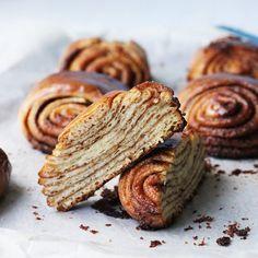 Swirly Cinnamon Buns