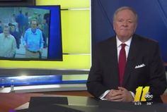 He was a familiar face and voice in his region for nearly 40 years — but sadly, no longer.  For 39 years, Larry Stogner anchored WTVD-TV, Raleigh, North Carolina's channel ABC11.  On Friday, he told his audience that he'd be retiring due to being diagnosed with Lou ... JAN 28 2015