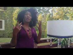 DIY: Lamp and Shade KICK UP THE GLAM - YouTube