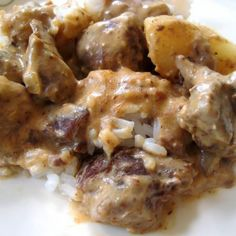 Cream Cheese Chuck Roast Recipe---the comments on this are awesome!  Crock pot