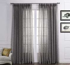 Grey Ombre Curtains Symmetry Seating Via Pinkwallpaperblogspot