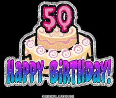 Funny 50th Birthday Wishes Happy
