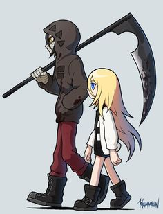 Isaac Foster & Rachel Gardner (Angels Of Death) Cute Couple Comics, Couples Comics, Anime Couples, Nanbaka Anime, Anime Angel, Kawaii Anime, Angel Of Death, Fire Emblem, Animes To Watch