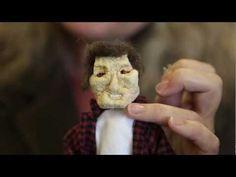 how to make apple head dolls.