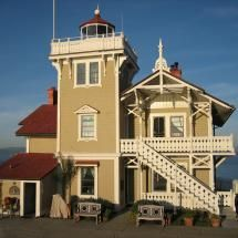 East Brother Light Station,, SanFrancisco, CA