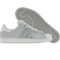 Adidas Superstar II (light grey / white / grey) 030238 - $69.99 Nike Converse, Adidas Shoes, Adidas Superstar, Old And New, Grey And White, Me Too Shoes, Adidas Originals, Youtube, Products