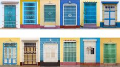 Around the world in 40 beautiful windows Cuban Architecture, Colonial Architecture, Carne, Multi Story Building, Windows, Around The Worlds, Landscape, Outdoor Decor, Travel