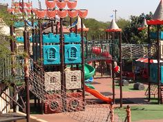 Kiddies Playland, UShaka Marine World Holiday Destinations, South Africa, Things To Do, Fair Grounds, Spirit, World, City, Travel, The World
