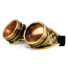 Steampunk Antique Gold Copper Cyber Goggles Rave Goth Vintage Victorian 4sold http://www.amazon.co.uk/dp/B00BEYCJJQ/ref=cm_sw_r_pi_dp_dIzGvb12CMCWP