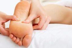 fibromyalgia foot  massage