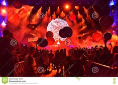 Crowd having fun during a Twoloud live concert at Untold Festival Romania Untold Festival, Music Festivals, Crowd, Have Fun, Stock Photos, Halloween, Live, Concert