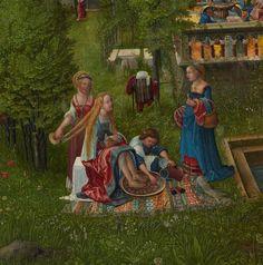Suzanne au bain  Author :  Altdorfer Albrecht (1480-1538)