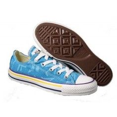 Converse Outlet Neon Girls Canvas All Star Classic Shoes Low Cut