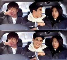 nice The Heirs Funny Scene
