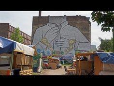 Walking in Berlin. Kreuzberg - Berlin wall - YouTube