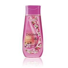 Discover Miami Spirit Shower Gel 250 ml original Oriflame product body wash gel Shower Gel, Body Wash, The Ordinary, Cleaning Supplies, Bath And Body, Miami, Spirit, Skin Care