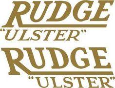 Rudge 6455  137x47mm £5.50 each