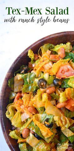 Tex-Mex Salad | Make