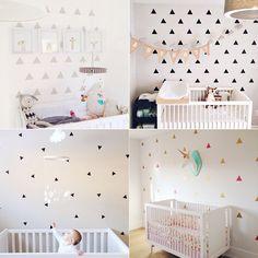 Decals ++ Triangle Nurseries