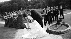 Hospitalized Dad Photoshopped into Wedding Photos