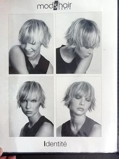Cut ' Identite' ' by mod 's hair