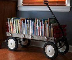 toy book storage ideas