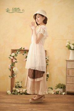 Mori girl / natural kei fashion