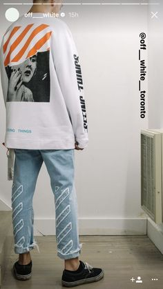 b4b39f02 Off white Off White パーカー, Off White Sweatshirt, Bulls Shirt, Off White  Clothing