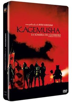 Kagemusha [Vídeo] : la sombra del guerrero / una película de Akira Kurosawa. Ficha artístico-técnica: http://www.filmaffinity.com/es/film532261.html Signatura: CINE (ARQ) 147   Na biblioteca: http://kmelot.biblioteca.udc.es/record=b1402982~S1*gag