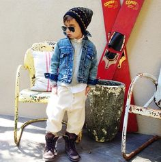 Fashion Child/Alonso Mateo