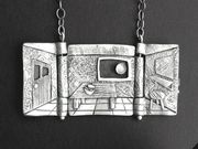 Awesome pendant by Hadar Jacobson.