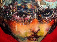 The Incredible Paintings Of David Choe
