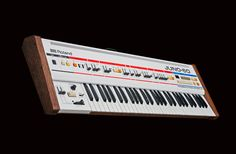 Customised Roland Juno 60 Roland Juno, Recording Equipment, Studio Gear, Audio Sound, 70s Music, Drum Machine, Sound Waves, Sound Effects, Music Stuff