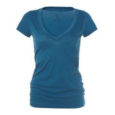 Drykorn t-shirt Linaria V Neck, How To Wear, T Shirt, Tops, Women, Fashion, Supreme T Shirt, Moda, Tee Shirt
