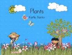 ***This is a Free plant unit for K-2.   It contains:5 mini booksgraphic organizers4 science experiments with journal pages for each1 poetry lesson...