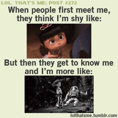 Lol, that's me