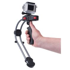 Steadicam Smoothee - make your iPhone videos looks professional.