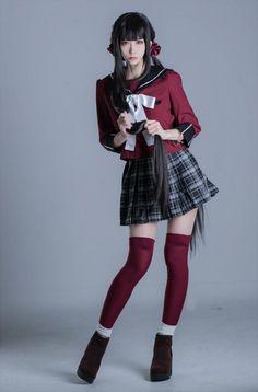 character :春川魔姫 harukawa maki 超高校級の保育士 (ニューダンガンロンパV3 Danganronpa V3: Killing Harmony) / cosplayer :TMG@taamago0114