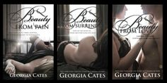 Beauty Series by Georgia Cates; http://www.thereadingcafe.com/beauty-from-love-beauty-3-by-georgia-cates-a-review/