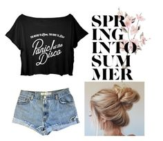 Summer by kacrebes on Polyvore featuring Levi's