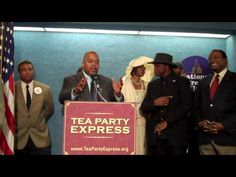 ~~Black Conservatives Rebut Tea Party Racism Claims~~ THEY TALK ABOUT MEDIA COVERAGE OF TEA PARTY EVENTS ... Won't be seen on 'alphabet news channels' ... Democrats and NAACP want to keep the black citizens ignorant and on welfare to keep their jobs. They are the hate spreaders.