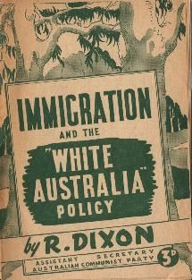 Fortunately, this no longer applies and Australia is a mix of over 250 of the world's peoples and, in the main, works like a well-oiled clockwork machine. The white Australia policy was repealed soon after the second world war due to the serious depletion of the already small population.
