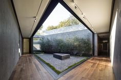 nonconcept: Oak Pass House, Beverly Hills, California by Walker Workshop. (Photography: Joe Fletcher)
