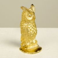 Owl...think I have a couple statues that could use some gold;)